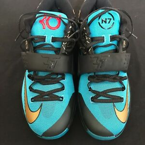 los angeles 6656c 92a27 Image is loading Nike-KD7-N7-Size-10