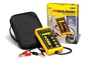Tester per batterie auto