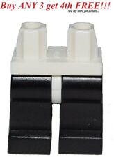 NEW LEGO White Printed Legs Pants Minifig B5