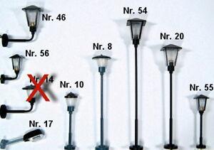 1-Stueck-Lampe-Leuchte-Laterne-fuer-Ihre-Maerklin-H0-Bahn-ab-4-Stueck-1x-gratis