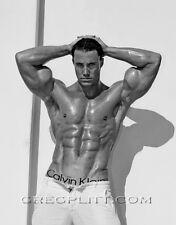 """010 Greg Plitt - American Fitness Model Actor 14""""x18"""" Poster"""