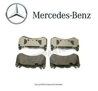 Mercedes Maybach S600 16 S600 15-16 Front Brake Pad Set Genuine 008 420 10 20
