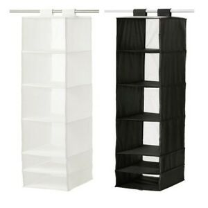 Image Is Loading Ikea Skubb Wardrobe Clothes Storage Organiser With 6