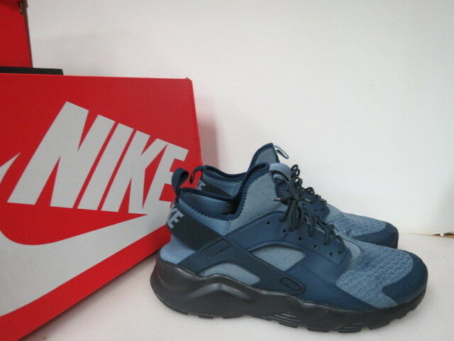 Nike Air Huarache Run Ultra Men's Running shoes 819685-407 Size 10M K714K
