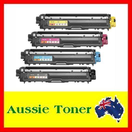 4x TN-251 TN-255 Toner for Brother HL-3150CDN HL-3170CDW MFC-9340CDW MFC-9330CDW