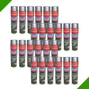 24x-600ml-Power-Bremsenreiniger-Bremsenspray-Entfetter-Spray-Spraydose-2-97-L