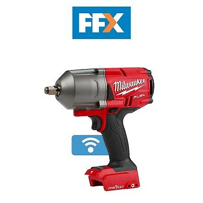 Milwaukee M18ONEFHIWF12-0 18v M18 1/2in One-Key Fuel High Torque Impact Wrench