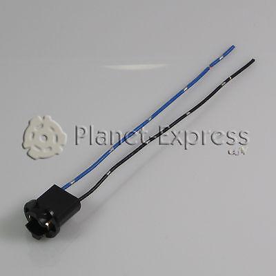 Conector casquillo Socket para bombilas T10, W5W, Posicion, Matricula, Interior