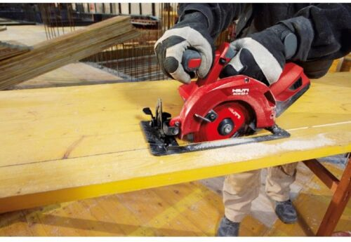 Hilti Circular Saw 22-Volts Wood Cutting Blade Lithium-Ion Cordless Keyed