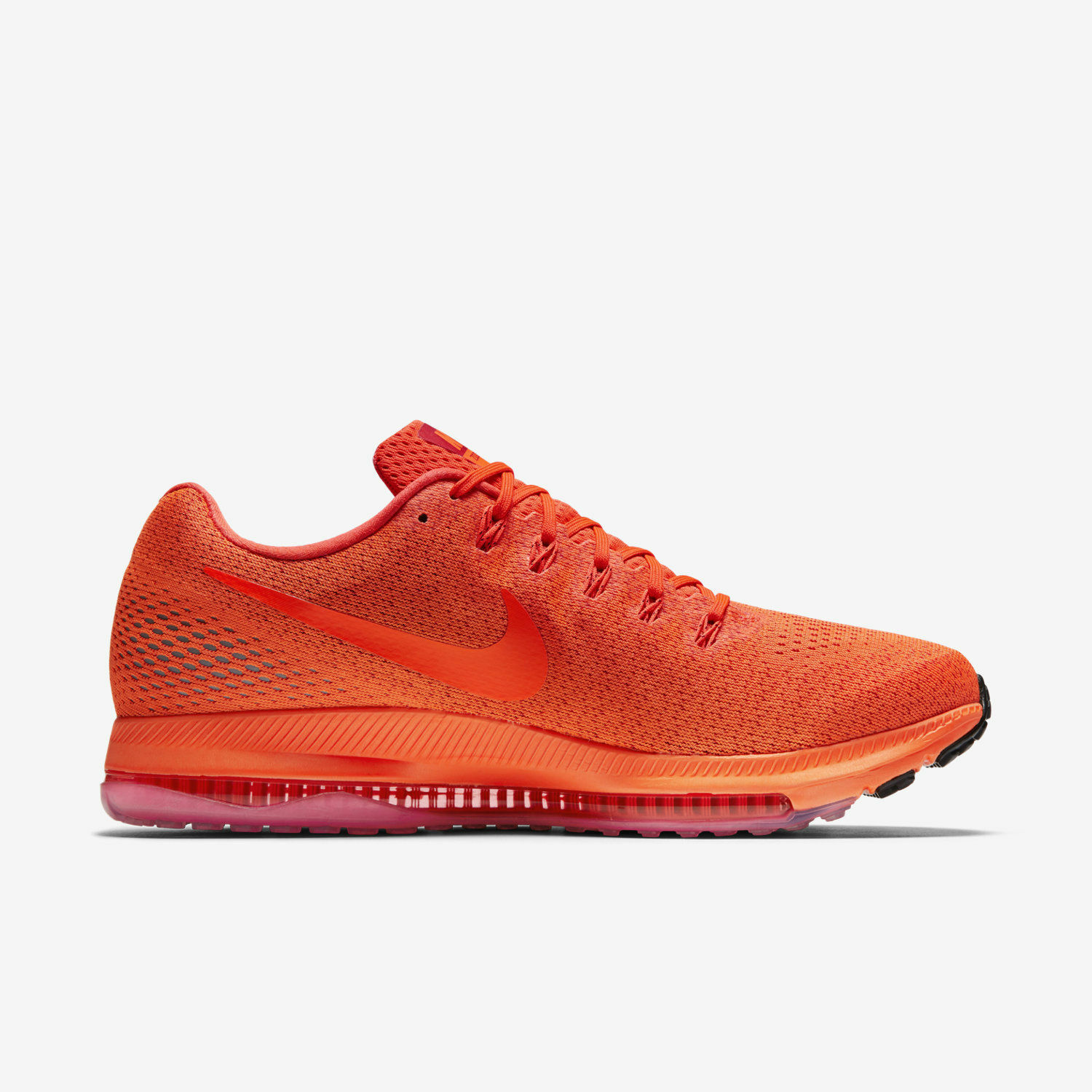 Nike Zoom All Out Low Total Crimson 878670-800 Mens Sz 11