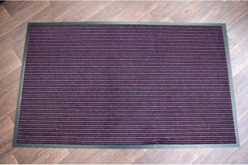 3 Sizes türmatte Mat Doormats Dirt Mat Doormat Tango Purple