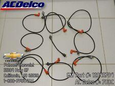 68 69 70 71 72 73 74 75 Nova Spark Plug Wires 307 327 350 SBC Engines