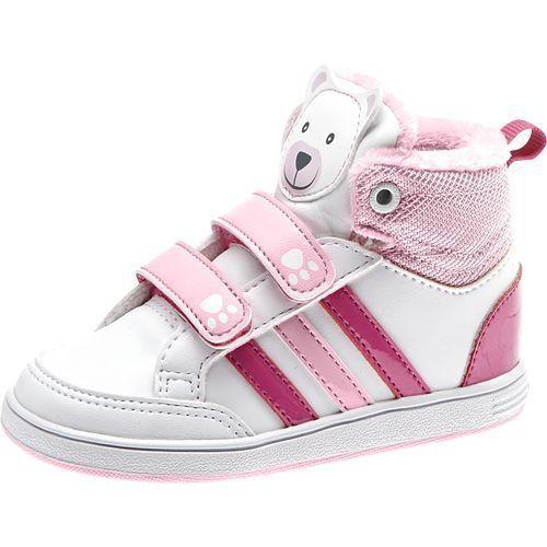 Adidas NEO Hoops Animal Mid BB9TIS Babyschuhe Kinder Schuhe   eBay