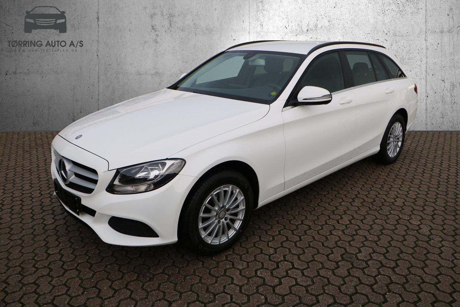 Mercedes C200 d 1,6 Business stc. 5d - 269.900 kr.