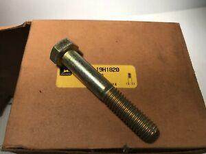 19H3267  GENUINE John Deere Original Equipment  CAP SCREW BOLT