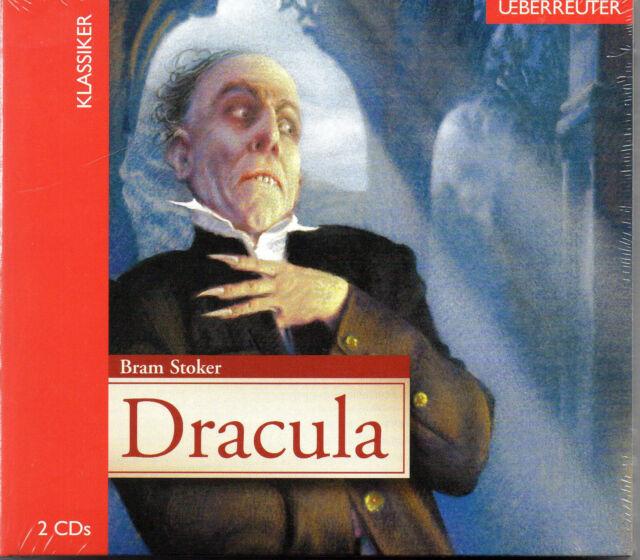 Dracula - Bram Stoker - 2 CDs - NEU/OVP