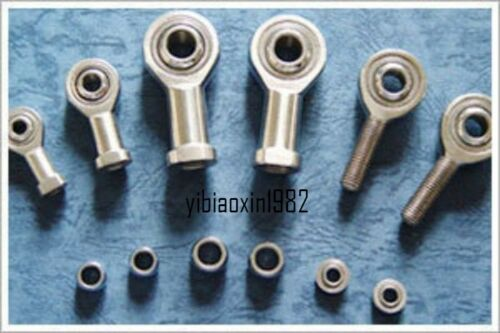 Right Hand PHSA 16 16mm Female Metric Threaded Rod End Joint Bearing YB 1 pcs