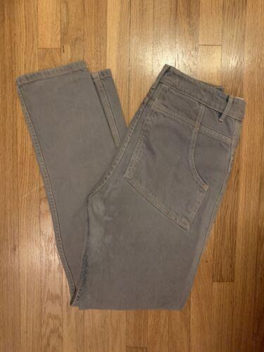 Eckhaus Latta Lavender Straight Leg Men's Jeans Si