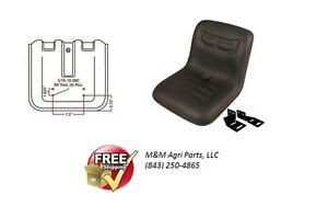 Tractor Seat To fit IH Massey New Holland Kubota John Deere Ford