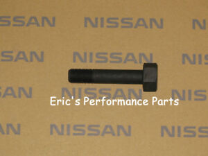 Genuine Nissan Crankshaft Pulley Bolt 12309-31U0B