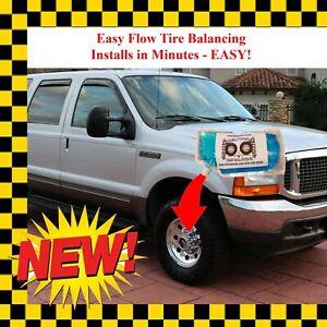 Tire-Balance-Beads-Guaranteed-Premium-25-034-29-034-size-tire-4-Bag-Balancing-Kit