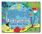 Spot Everything Book: Sea: Spot Everything with Flash Cards by North Parade Publishing (Hardback, 2014)