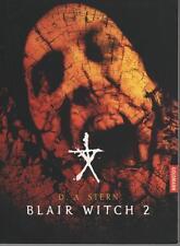 BLAIR WITCH 2 - Book of Shadow - Buch zum Film von D.A. Stern