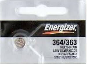 Energizer-364-363-SR621W-SR621SW-1pc-Battery-Ships-from-USA-Authorized-Seller