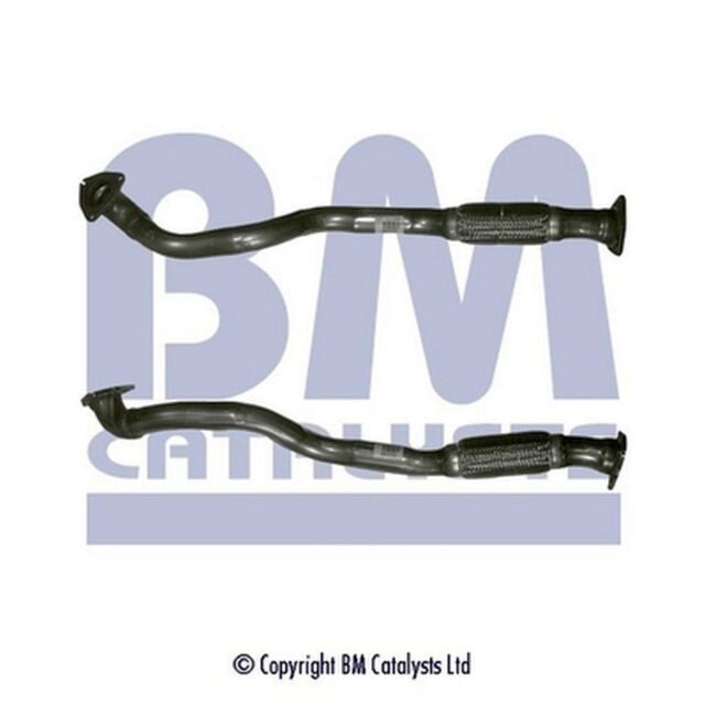 Link Pipe Fits Opel Corsa C 1.3 CDTi Genuine BM Cats Centre Exhaust Connecting