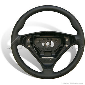 Mercedes benz slk r171 c class w203 2006 leather steering for Mercedes benz steering wheel control buttons