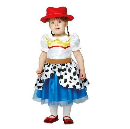 Fancy Dress Costume ~ Disney Toy Story Jessie Age 3-24 Months