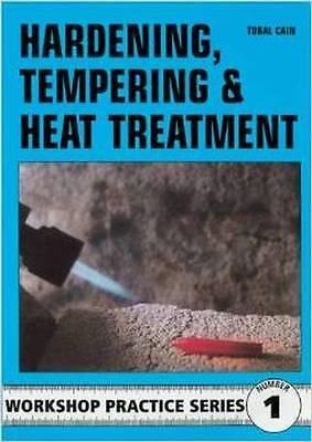HARDENING & TEMPERING BOOK WPS 1 MODEL ENGINEERING