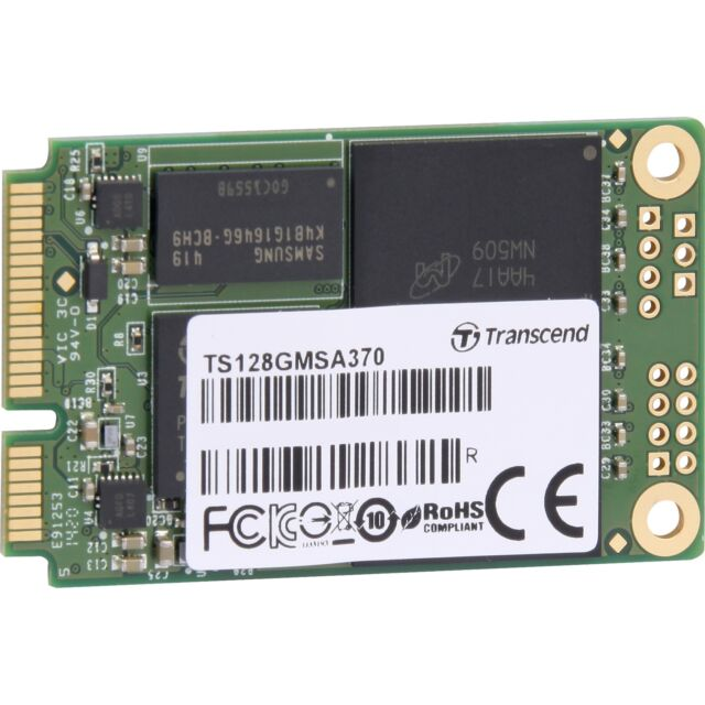 Transcend MSA370 128 GB, Solid State Drive