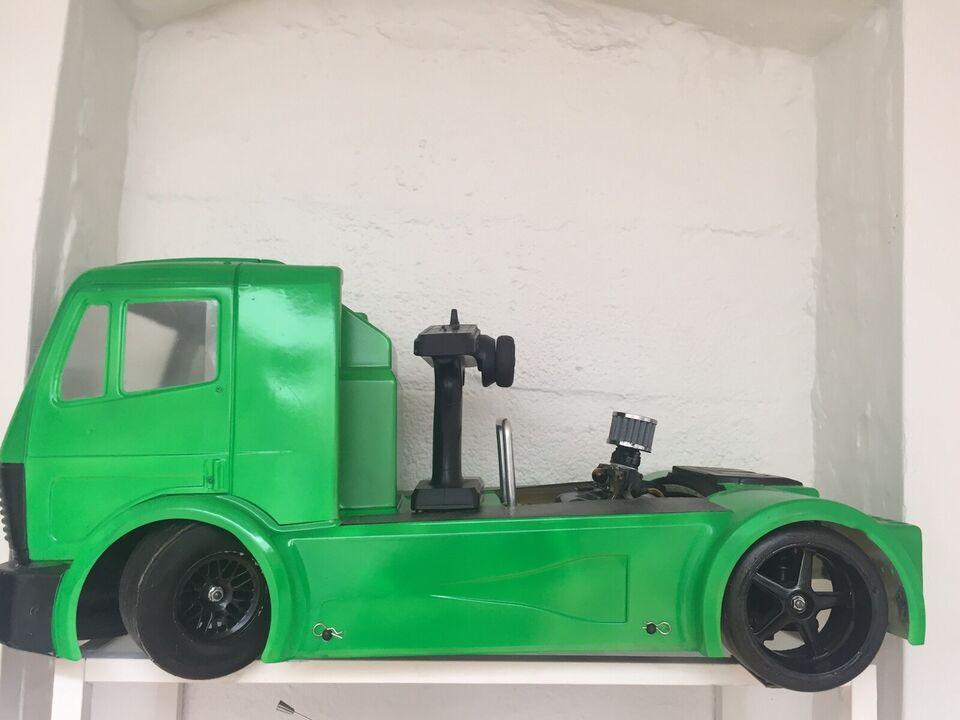 Fjernstyret lastbil, Fg truck Truck
