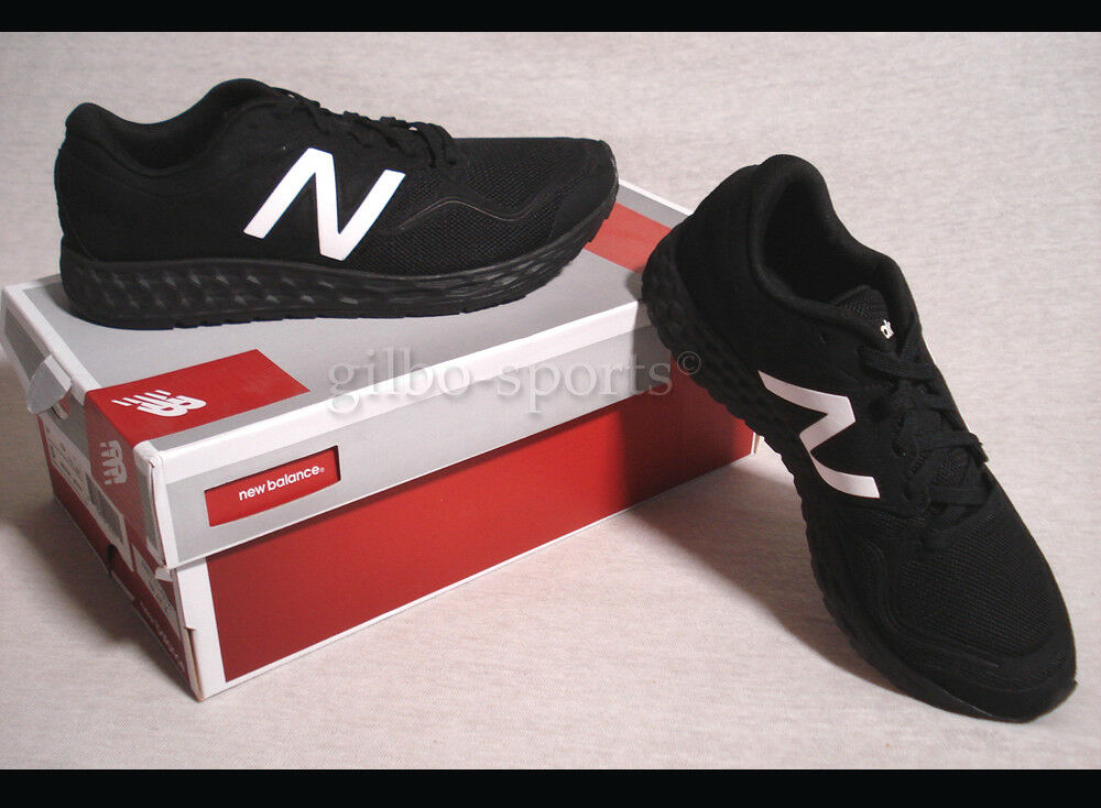 New Balance Mode De Vie Black White Gr. 37 37,5 Neu ML1980NW schwarz