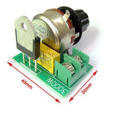 3000W SCR Hi-power Thyristor elektronischen Regler Dimming Speed Control
