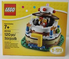 LEGO Birthday Table Decoration Cake 40153 120pcs NEW FREE SHIPPING