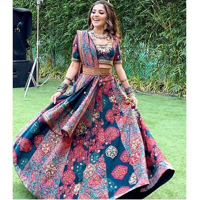 Bridal Party Wear Lehenga Indian Bollywood Lehenga Choli Wedding Dress Ebay,Wear Lehenga Choli Party Wear Wedding Dresses For Girls