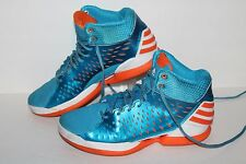 item 6 Adidas No Mercy Basketball Shoes, #D73657, Solar Blue/Orange, Men's  US Size 8.5 -Adidas No Mercy Basketball Shoes, #D73657, Solar Blue/Orange,  Men's ...