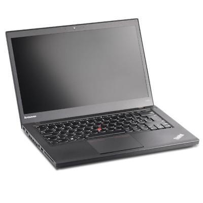 "Lenovo ThinkPad T440s (14"") Ultrabook gebraucht i5-4200U 8GB 128GB SSD ohne BS"