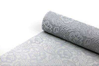 10m Spitzenband 30cm Spitzenborte Spitzenstoff Tischband Hochzeit Spitze Rosen