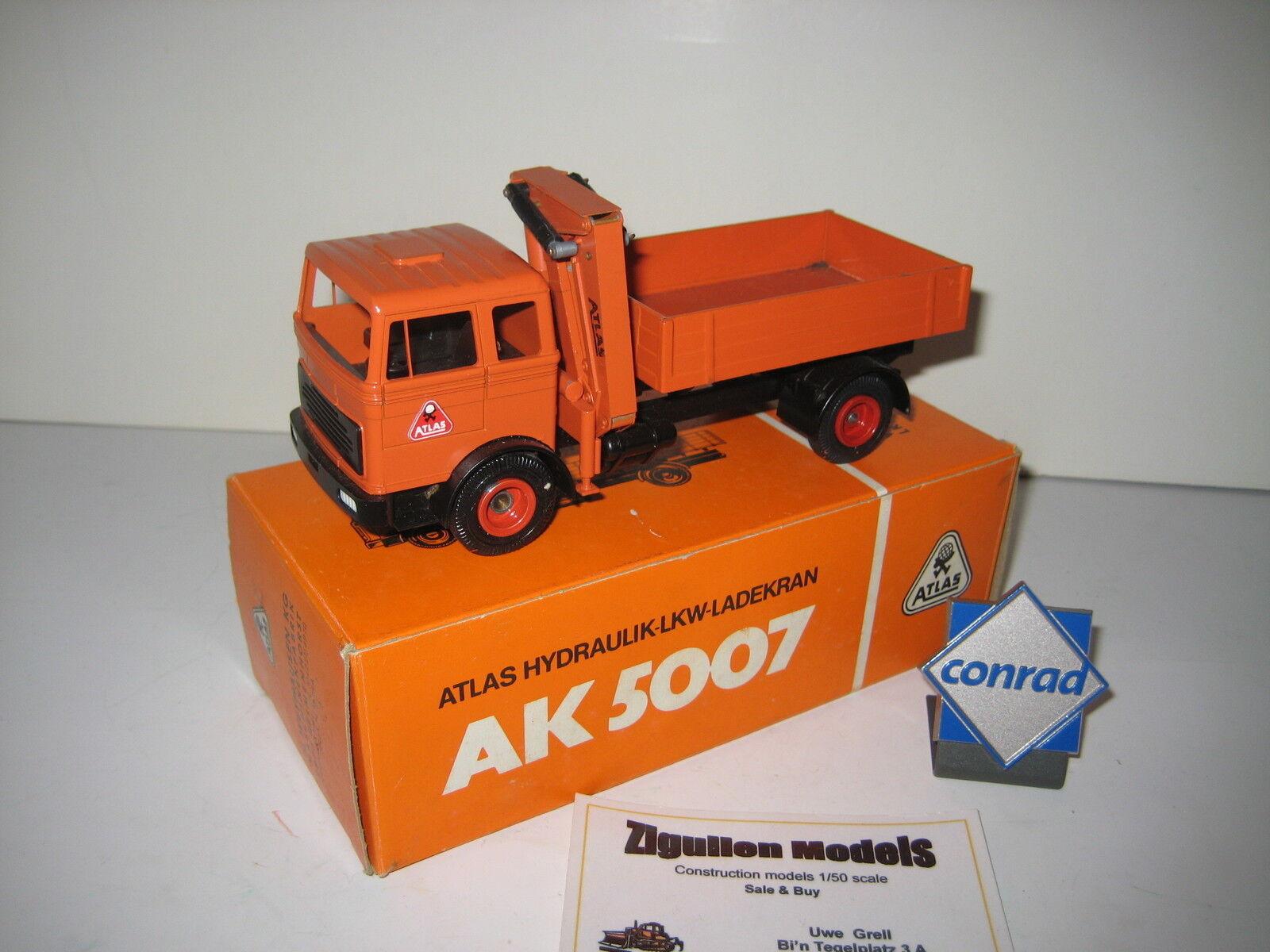 Atlas Mercedes AK 5007 camions  3061.2 d'1 50 Neuf Dans Sa Boîte