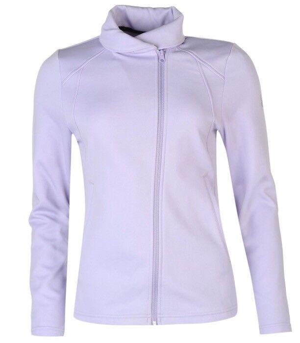 Spyder ALLURE Equí women suéter del suéter Chaqueta purple   100% price guarantee