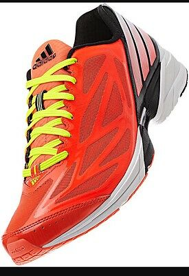 factory price reasonably priced sale usa online ADIDAS CRAZY FAST RNR M RUNNING SHOES INFARED/BLACK/WHITE G67159 ...