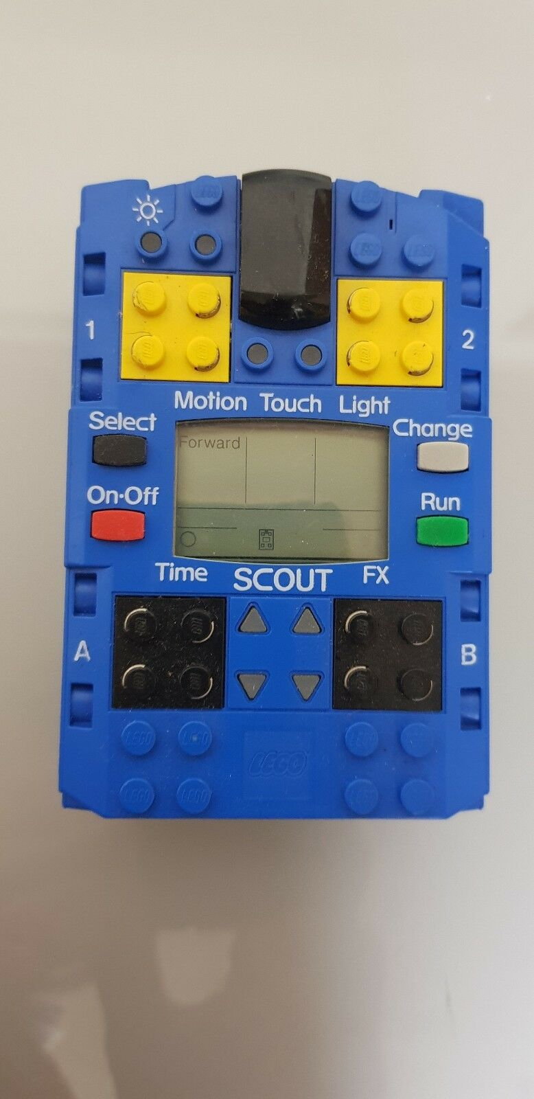 LEGO MINDSTORMS SCOUT Blau CONTROLADOR FUNCIONANDO