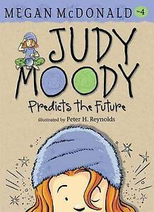 Judy-Moody-Predicts-the-Future-by-Megan-McDonald-Good-Used-Book-Paperback-FRE
