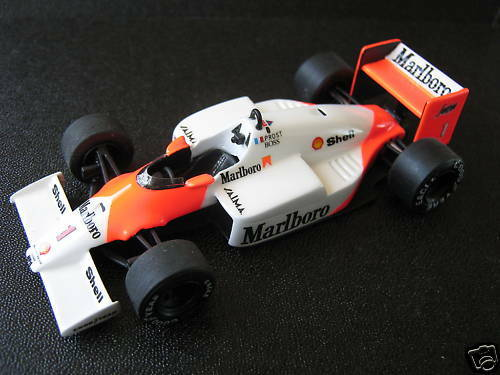 1 43 giorno McLaren mp4 2c 1986 A. Prost WC merikit Ready BUILT
