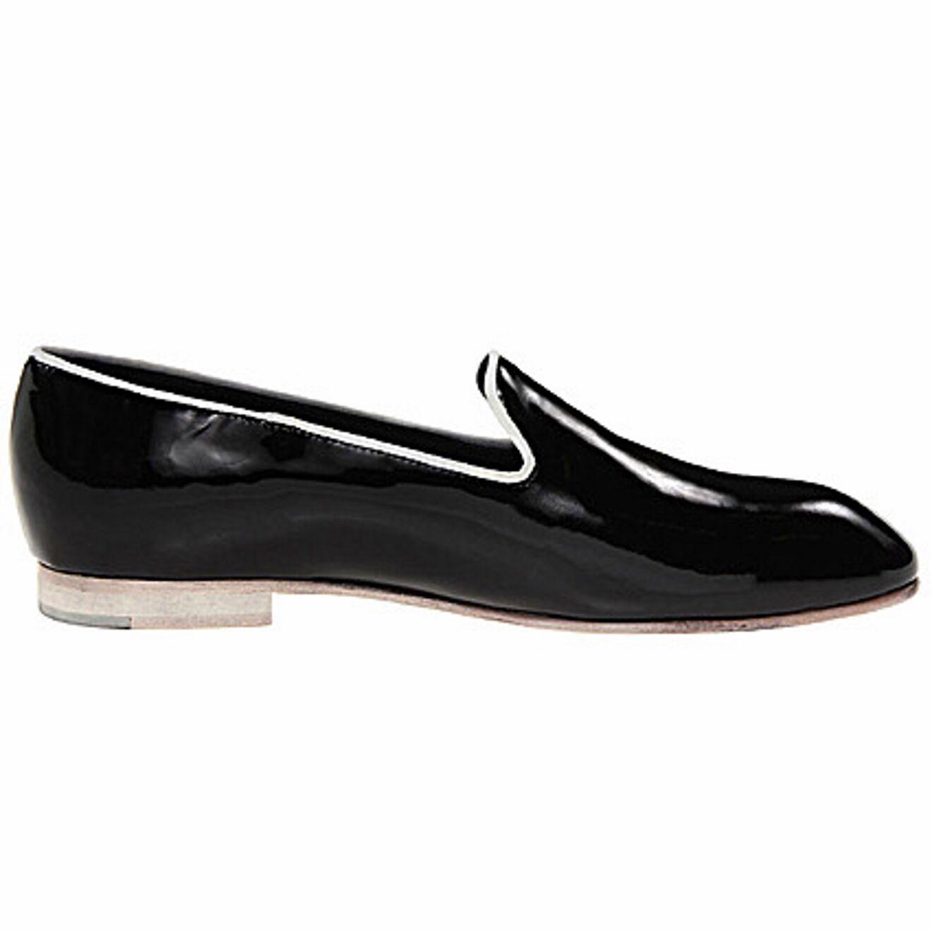 Paul Smith Mocassino, Baldwin patent loafers mocassin