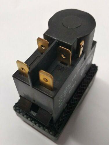 Machinerie Électrique Entrées//Interrupteur 230 V,16 A,IP 54 Bouton Interrupteur