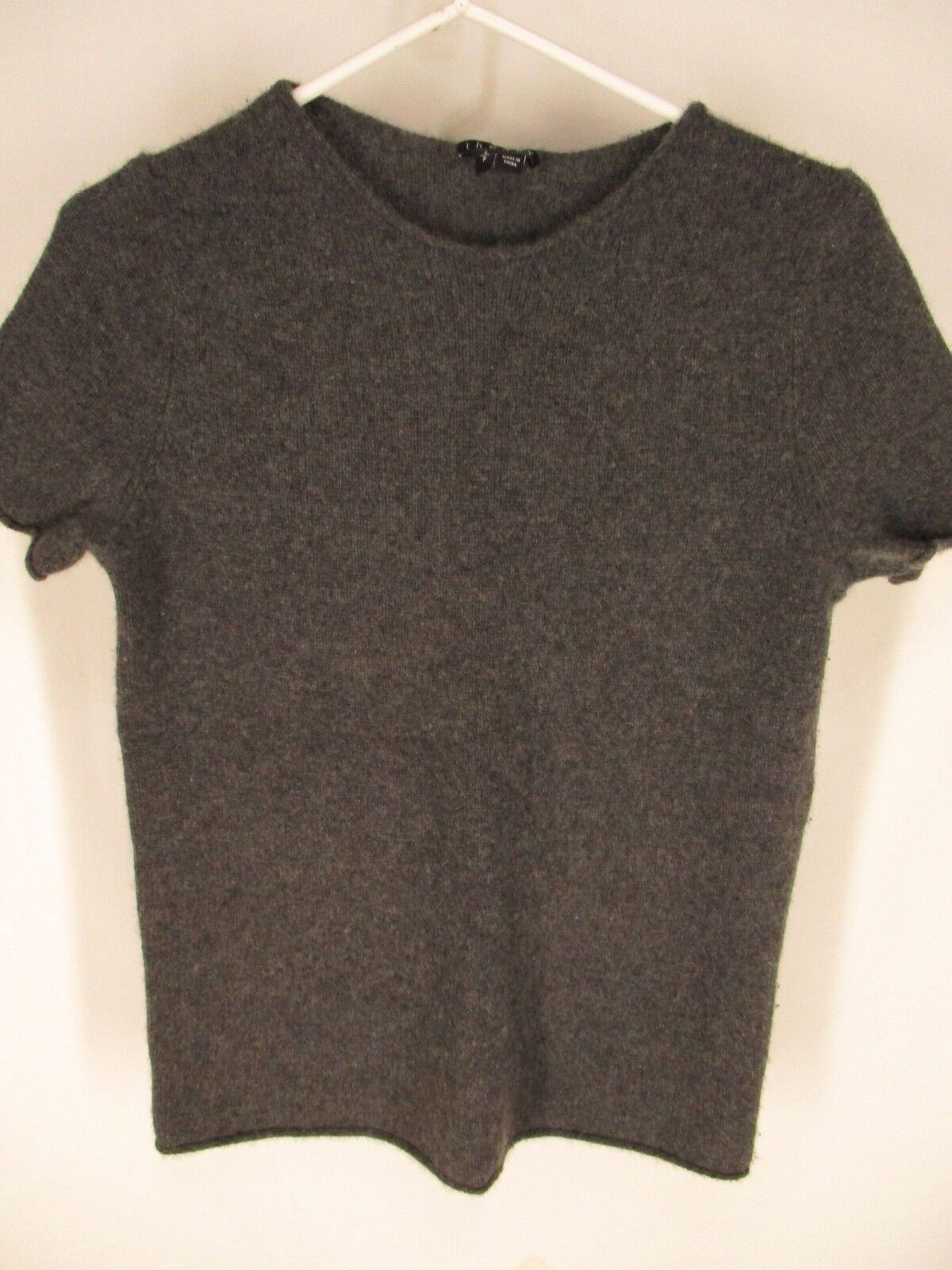 Theory daMänner Charcoal Cashmere Sweater S